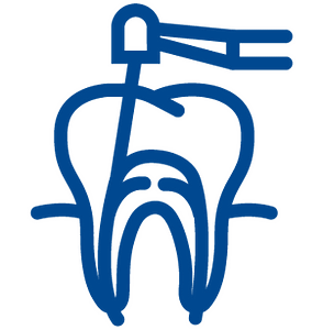 root canal logo image