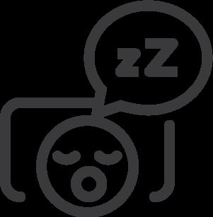 snoring logo image