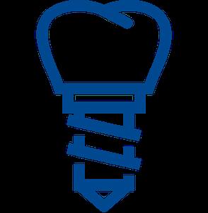 dental implants logo image