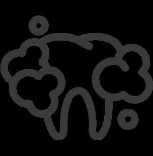 teeth whitening logo image