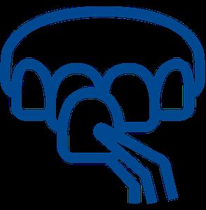 porcelain veneers logo image